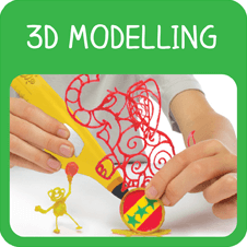 3D modelling Arts and Craft Toys