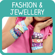 Fashion and Jewellery Arts and Craft Toys