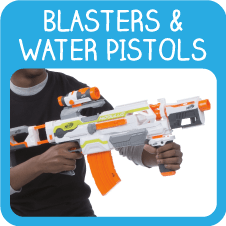 Blasters and water pistol Toys