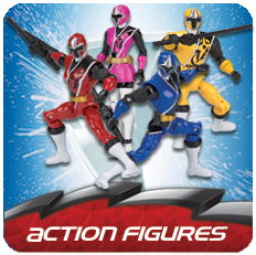 Power Ranger Action Toys