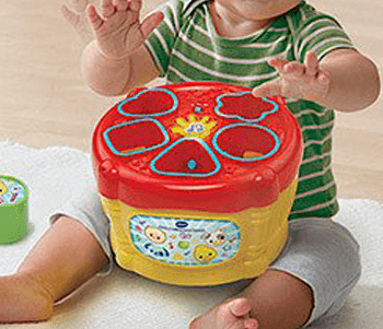 Baby and Preschool Activity Toys