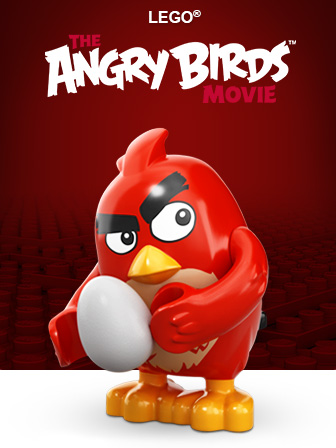 Lego Angry Birds Toys