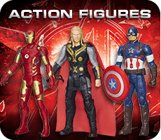 Avengers Age Of Ultron Action Figures toys