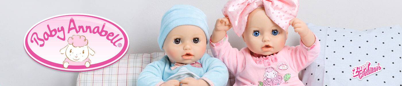 Baby Annabell | Search by brand | The Toyshop Site