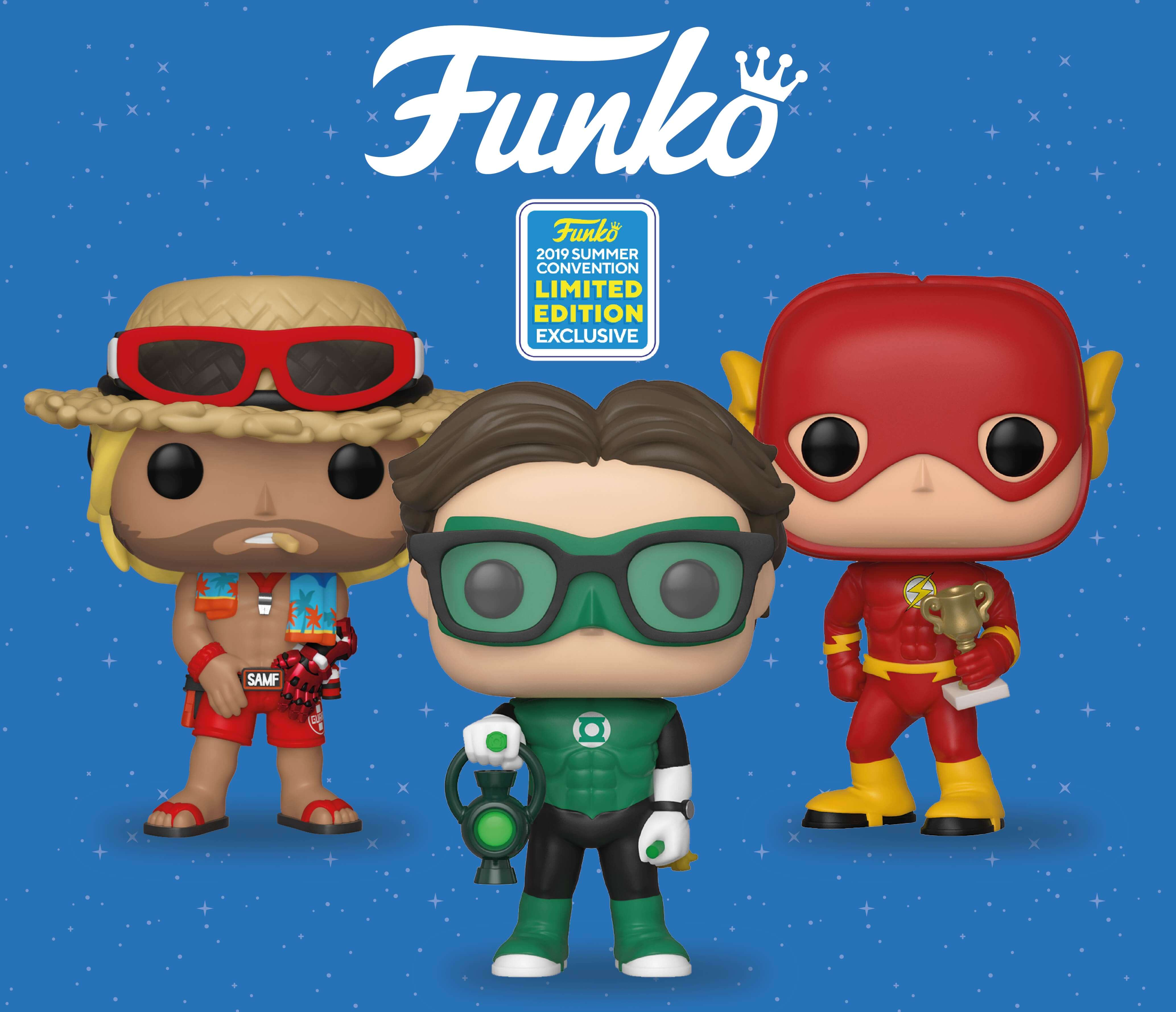 New Exclusive Funko Pop! - Now available for Pre-Order!