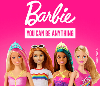Barbie - Up To 20% Off!
