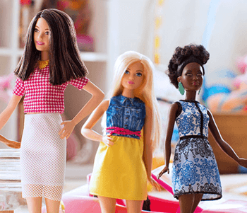 Dolls and Soft Toys Barbie and Fashion Dolls