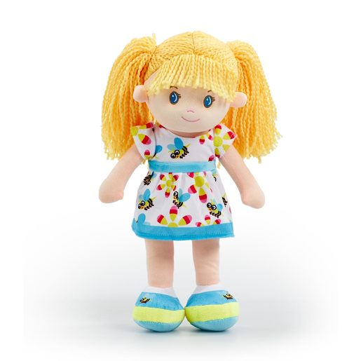 Snuggle Buddies 40cm Rag Doll - Beatrice