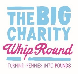 The Big Charity Whip Round Logo
