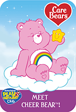 In Store Care Bears
