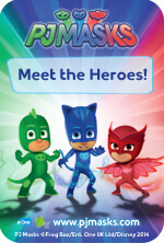In Store Events PJ Mask