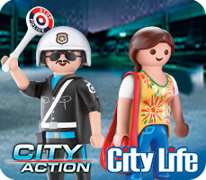 Playmobil City Toys