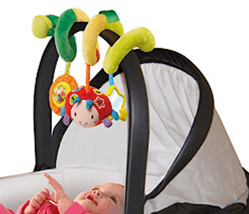 Baby and Preschool Cot and Travel