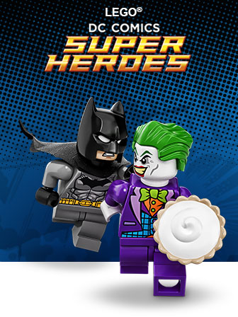 Lego DC Super Heroes Toys