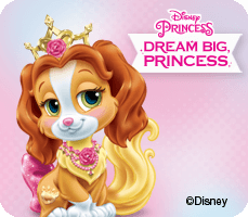 Disney Princess palace pets toys
