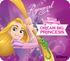 Disney Princess Rapunzel toys