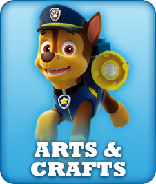 Paw Patrol Arts & Craft