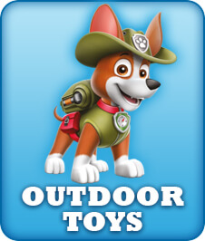 Paw Patrol Outdoor Toys
