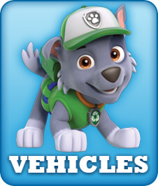 Paw Patrol Action Vehicles
