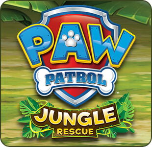 Paw Patrol Jungle Rescue Toys