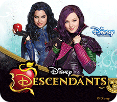 Disney Descendants Toys