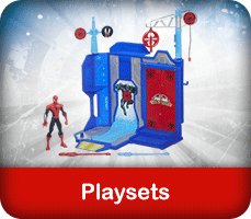 Marvel Playset toys