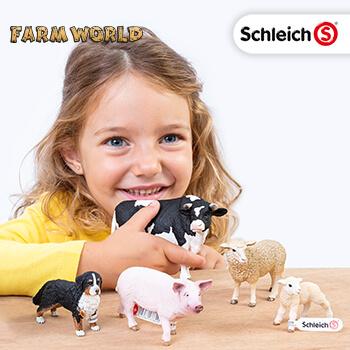 Schleich Farm Toys