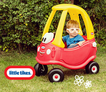 Little Tikes Cars and Coupes