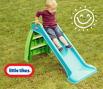Little Tikes Slides and Climbers
