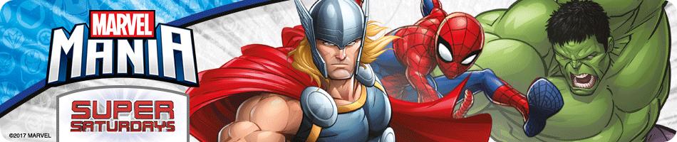 Marvel Super Saturday