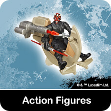 Star Wars Action Figure Toys