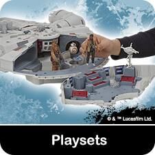 Star Wars Playset Toys