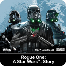 Star Wars Rogue One Toys