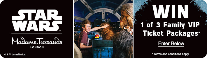 Star Wars Madame Tussauds Competition