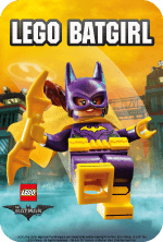 In Store Events LEGO Batgirl