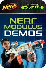 In Store Events Nerf Demo