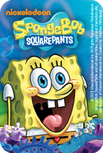 In Store Events Sponge Bob