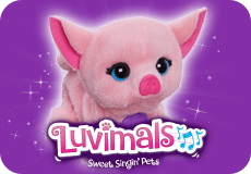 FurReal Friends Luvimals Toys