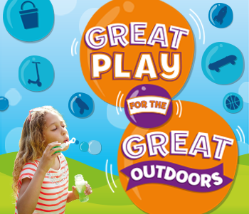Great Outdoor Toys - 50% Off!