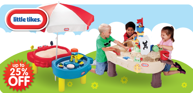 Little Tikes Toy Sale