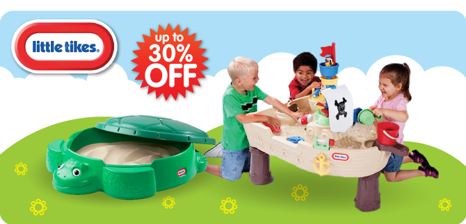 Little Tikes Sale Toys