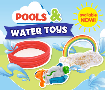 Pools - Available To Click & Collect Now!