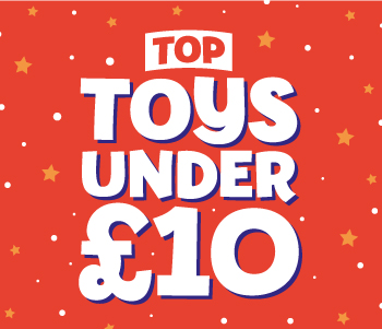 Toys Under £10 - Now In Stock!