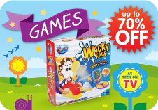 Up to 70% Off Games