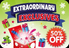 Extraordinary Exclusives