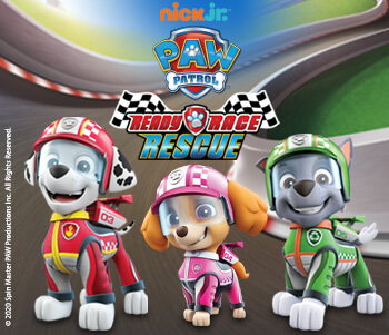 NEW Paw Patrol - Ready Race Rescue!