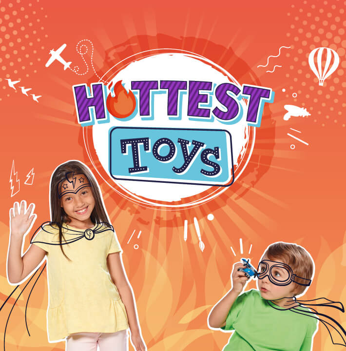 Hottest Toys