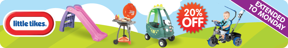 Little Tikes Sale Extended