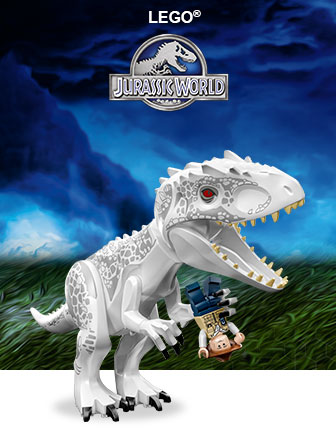 Lego Jurassic World Toys