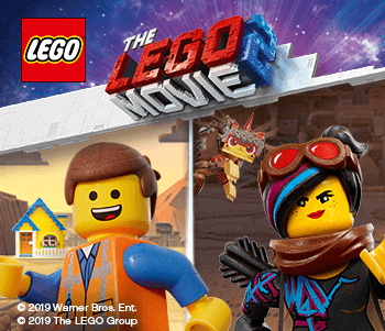 New LEGO Movie 2 Toys!